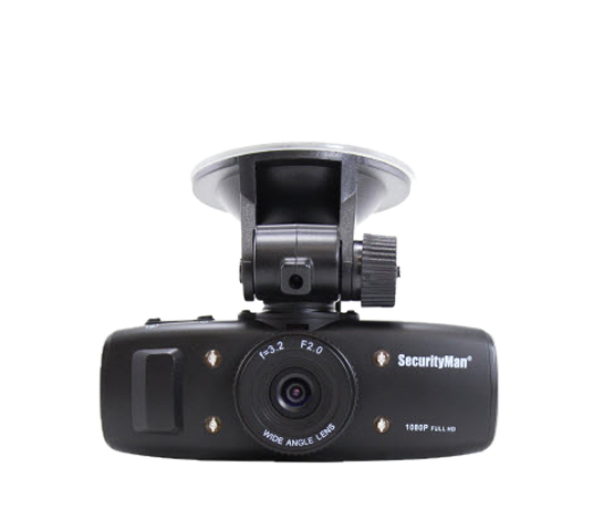 macally hd car camera with impact sensing recorder image