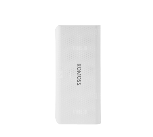 romoss sense4 10400mah power bank image
