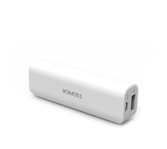 romoss solo1 2000mah power bank image