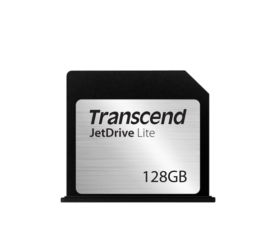 "transcend jetdrive lite 130-mbk air 13"" (128gb to 256gb) image"