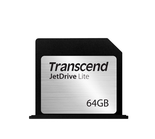 "transcend jetdrive lite 130-mbk air 13"" (64gb to 256gb) image 1"