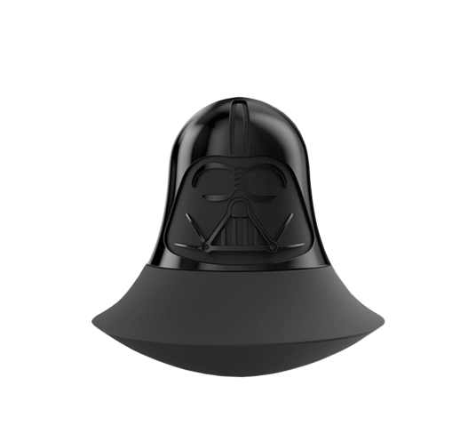 iklip darth vader lightning/micro usb dual-interface flash drive image