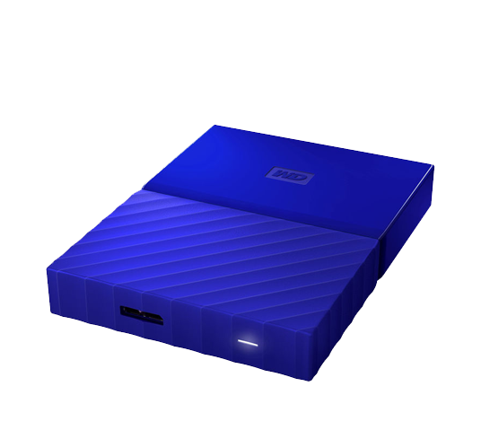 "wd 2.5"" my passport 1tb usb3.0 image 3"