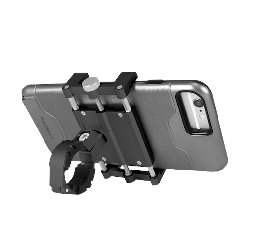 macally aluminium bike mount for apple iphone image 1