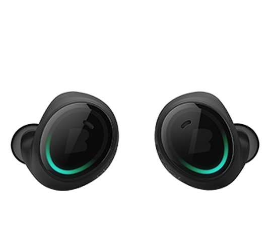 "bragi ""the dash"" smart wireless earphones image"