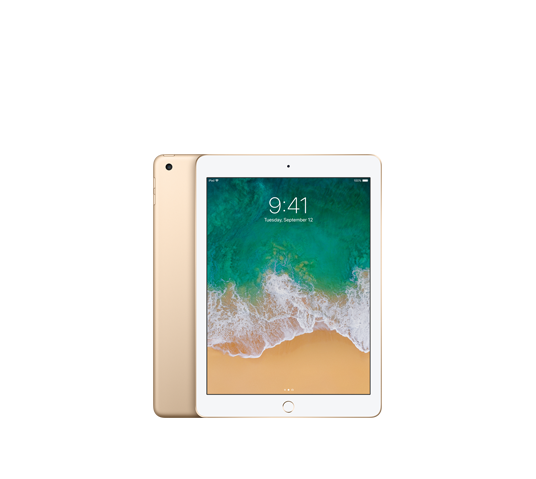 new ipad 6 wi-fi 128gb image 1