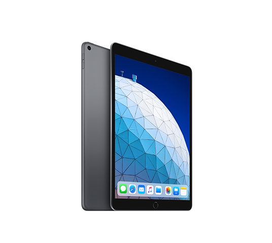 "ipad air 10.5"" wi-fi 64gb image"