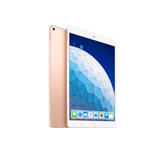 "ipad air 10.5"" wi-fi + cell 256gb image"