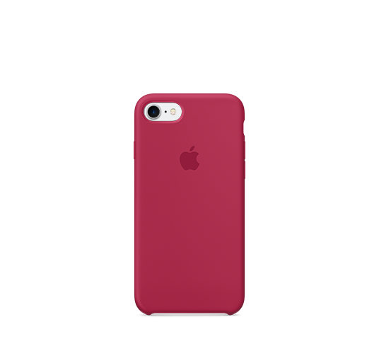 apple iphone 8/7 silicone case image