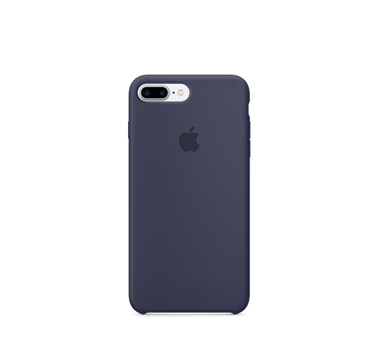 apple iphone 8/7 plus silicone case image