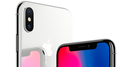 iphone x banner image
