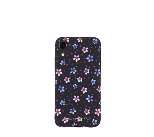 case mate wallpapers - floral garden cover for iphone xr image