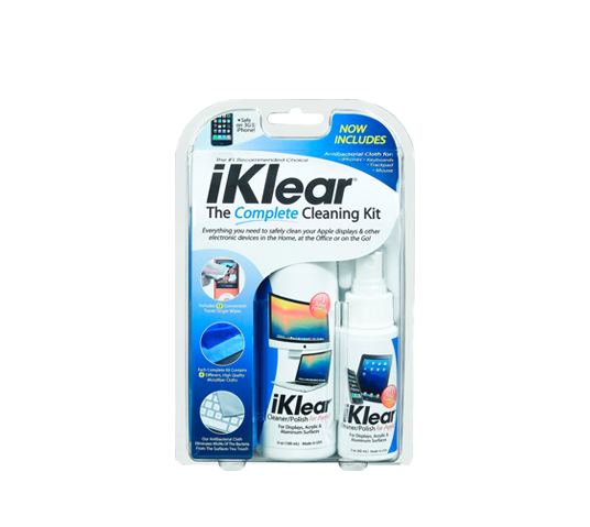 iklear complete cleaning kit   image