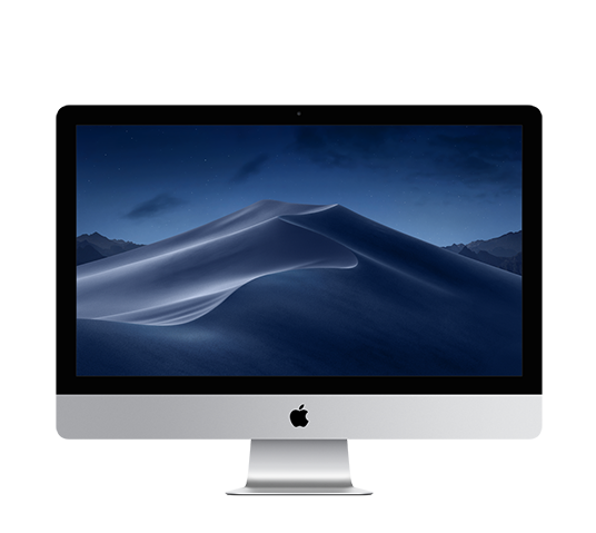 "new imac 27"" 6 core i5 3.7ghz/8gb/2tb/5k image 1"