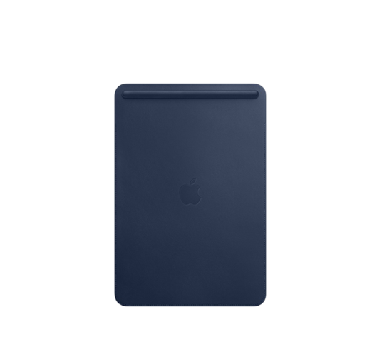 "apple leather sleeve for 10.5"" ipad image"