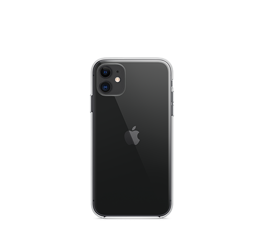 apple iphone 11 clear case image