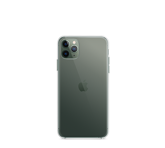 apple iphone 11 pro clear case image