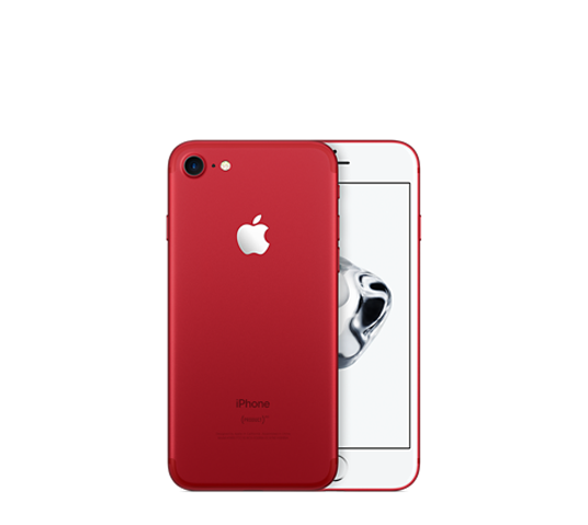 iphone 7 special edition red 128gb image