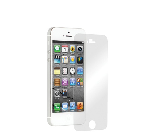 moshi airfoil glass screen for iphone 5/5s/se image