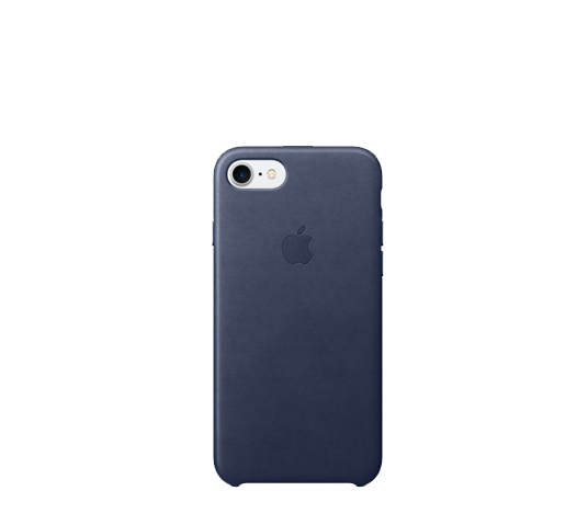 apple iphone 7 leather case image 1