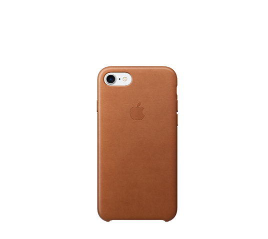 apple iphone 7 leather case image