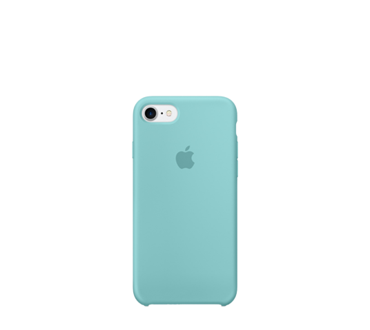 apple iphone 7 silicone case image