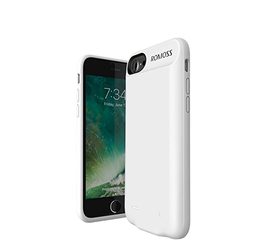 romoss encase iphone 7 2800mah charging case image