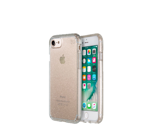 speck presidio glitter for iphone 7/8 image 2