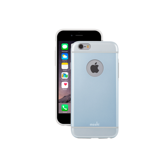 moshi iglaze cover for iphone 6/6s image