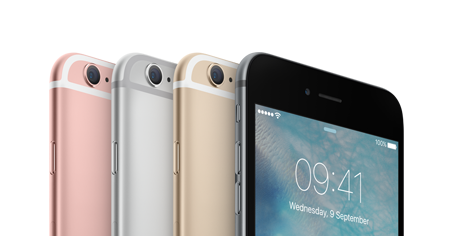 iphone 6s banner image
