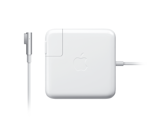 apple 45w magsafe power adapter for macbook air  image