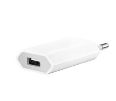 apple 5w usb power adapter image