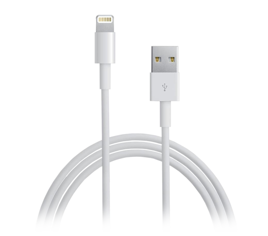 apple lightning to usb (2m) image 1