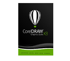 coreldraw graphics suite x8 dvd box  image