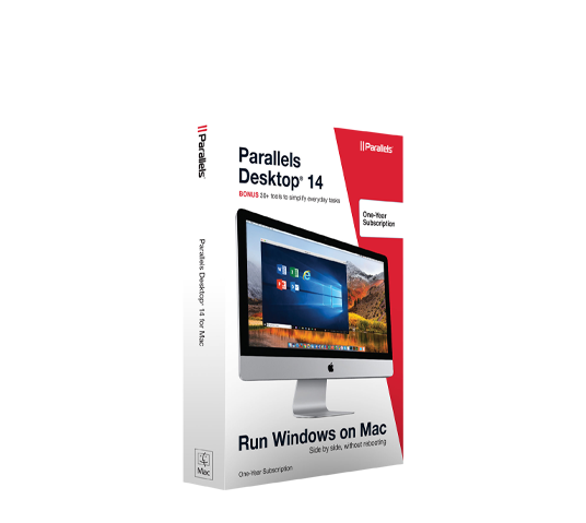 parallels desktop 14 standard edition retail box for mac image