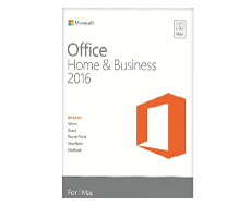 microsoft office 2016 home/business (1 mac) image