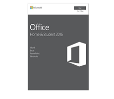 microsoft office 2016 home/student (1 mac) image