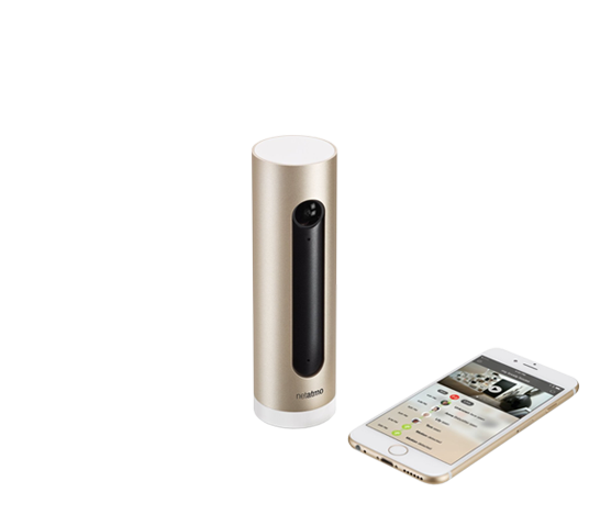 netatmo welcome smart home camera image 2