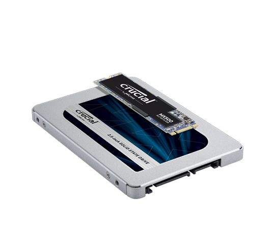 crucial mx500 1tb 2.5' ssd image