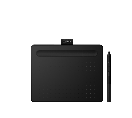 wacom intuos small pen only tablet image 1