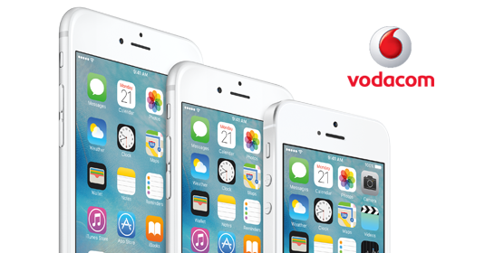 Vodacom iphone 6 deals
