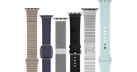 apple watch bands banner image